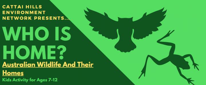 Habitat Quiz – Who Is Home?