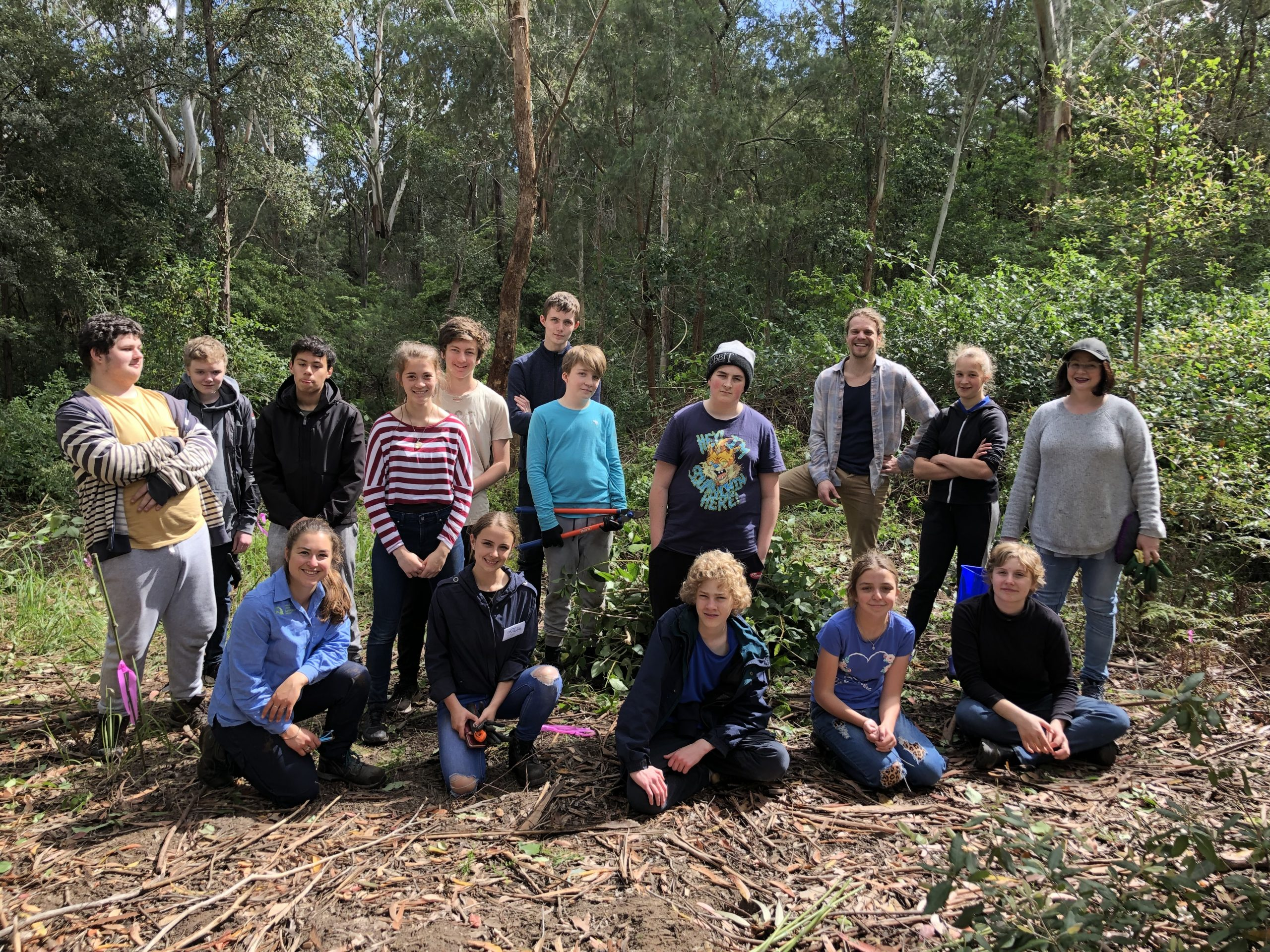 Assisting Schools with Environmental Education